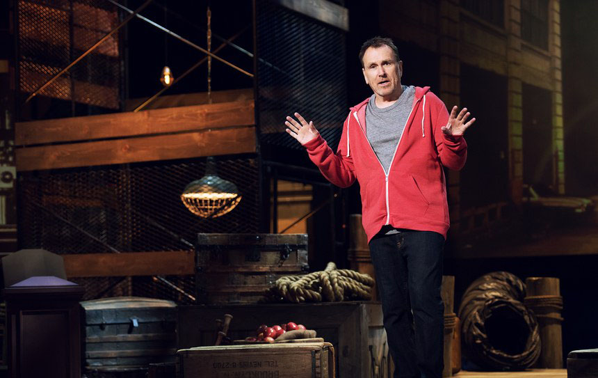 THE OFFICIAL SITE OF COLIN QUINN
